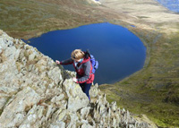 scrambling in the Lakes